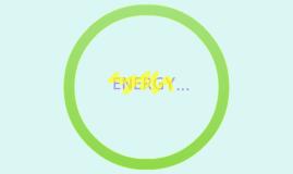 Energy Work ..!