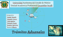 Copy of Trámites Aduanales