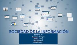 Copy of SOCIEDAD DE LA INFORMACION