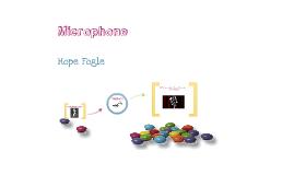 Hope Fogle, Microphone