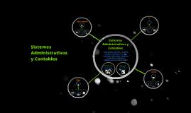 Sistemas Administrativos y Contables