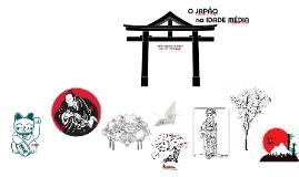 O  JAPÃO na IDADE MÉDIA