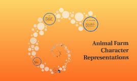 Copy of Animal Farm Character Representations
