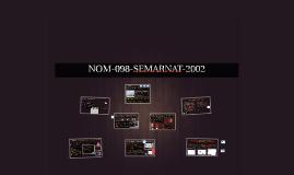 NOM 098  SEMARNAT 2002