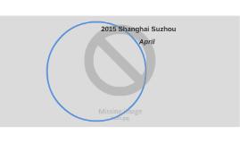 2015 Shanghai Suzhou
