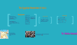 The Egyptian Revolution of 2011