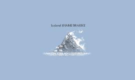 Iceland Shane Brakke