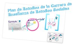 Copy of Análisis Curricular: Plan de estudios de la carrera de Enseñanza de Estudios Sociales y Educación Cívica