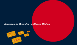 Aspectos da Gravidez na Clínica Médica