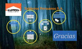 Tableros Peruanos S.A