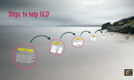 Steps to help manage OCD