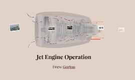 Jet Engine Operation