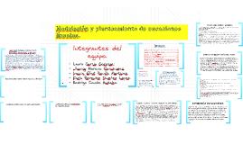Modelación y planteamiento de ecuaciones líneales.