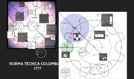 NORMA TECNICA COLOMBIANA 1777