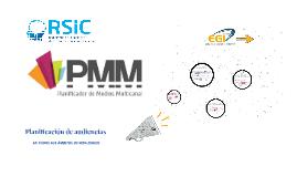 PMM Planificador de medios multicanal