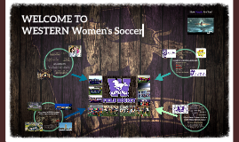 Copy of WELCOME TO WESTERN FIELD HOCKEY