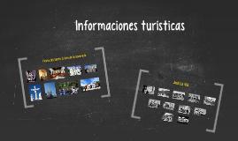 Informaciones turístic