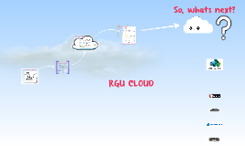 Copy of RGU CLOUD