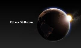 Et Luce Stellarum