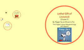 Lethal Gift of Livestock (chapter 11)