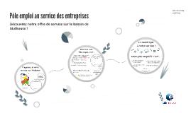 Découvrez les équipes entreprises de Pôle emploi à Mulhouse
