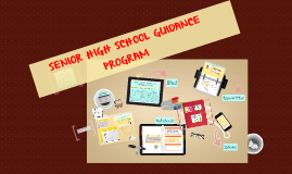 Copy of Senior High School Guidance Program