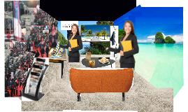 Stand de Tourisme, Salon