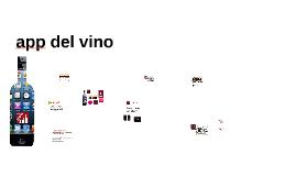 app del vino