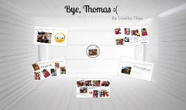 Goodbye :'(