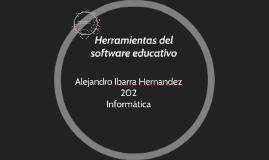Copy of herramientas del software educativo