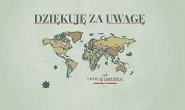 CHINY AUTOSTOPEM Aleksandra Barańczak- Zielone Globy