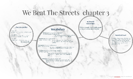 We Beat The Streets     chapter 3