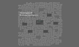 Tecnologías Business Intelligence
