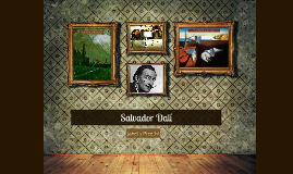 Copy of Salvador Dalí