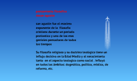 Copy of PENSAMIENTO FILOSOFICO DE SAN AGUSTIN