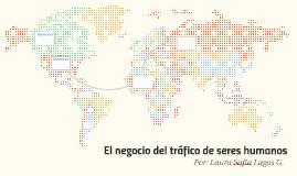 El negocio del tráfico de seres humanos