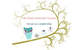 4th Grade: Leadership