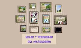 Copy of CLASE 5: ROLES Y FUNCIONES DEL MATRIMONIO