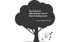 Some factors