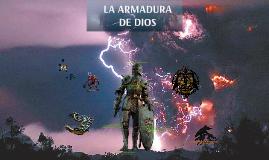 Vestios con la armadura de Dios