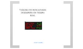 Proyecto tablero
