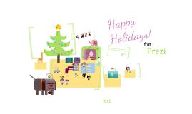 Copy of Copy of Happy Holidays 2011