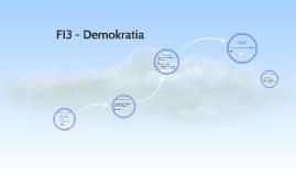 FI3 - Demokratia