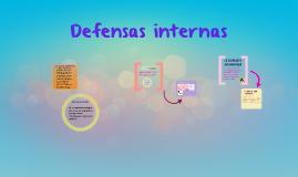 Defensas internas