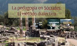 Pedagogía en Sócrates