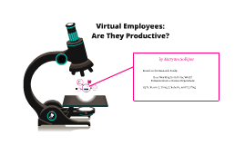 Are Virtual Employees Productive?