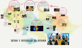 Copy of Ritos y Rituales en África