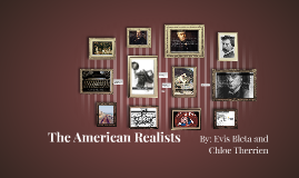 The American Realists