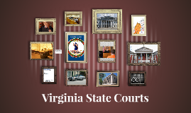 Virginia State Courts