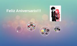 Feliz Aniversario!!!